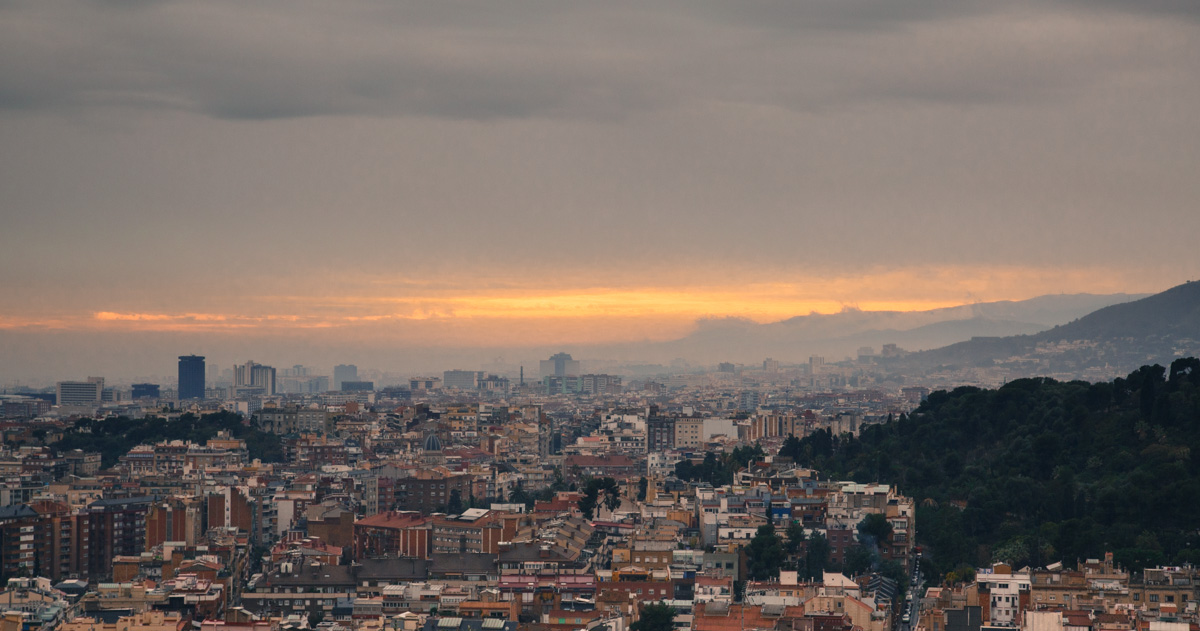 Landscapes of Barcelona