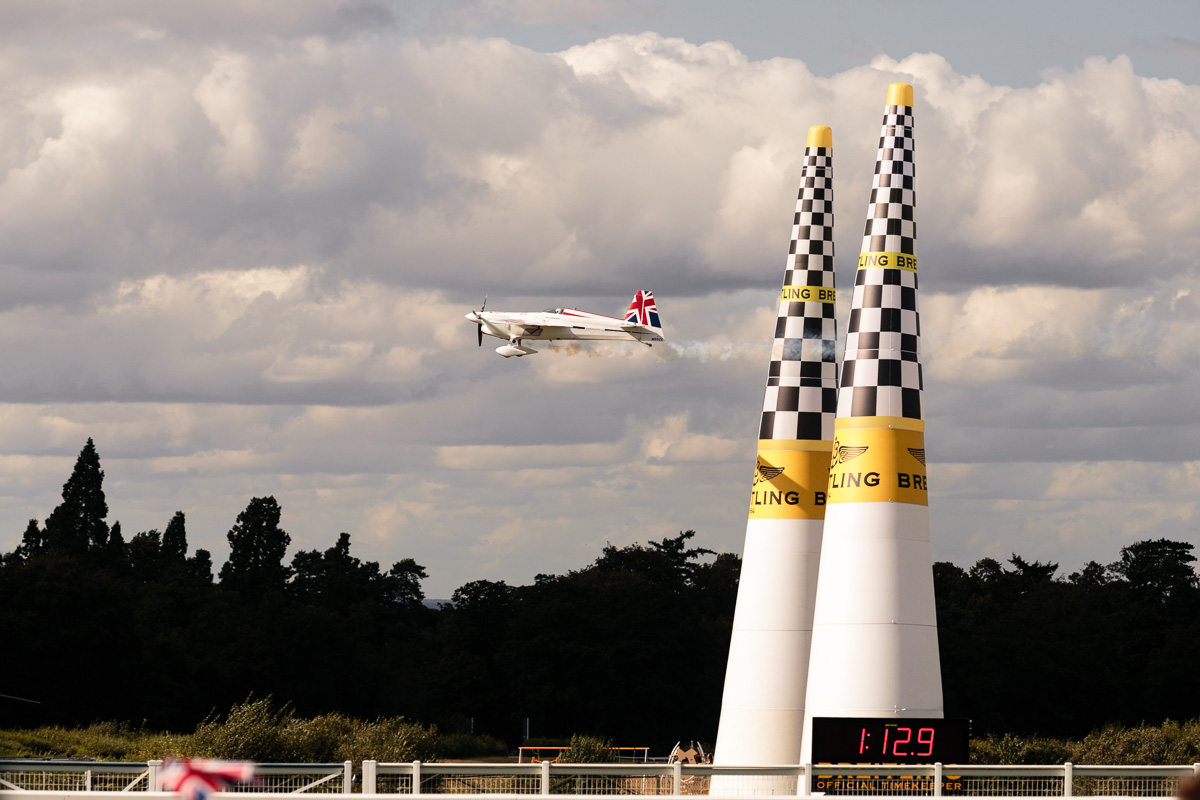 Red Bull Air Race 2014 at The Royal Ascot Race Course