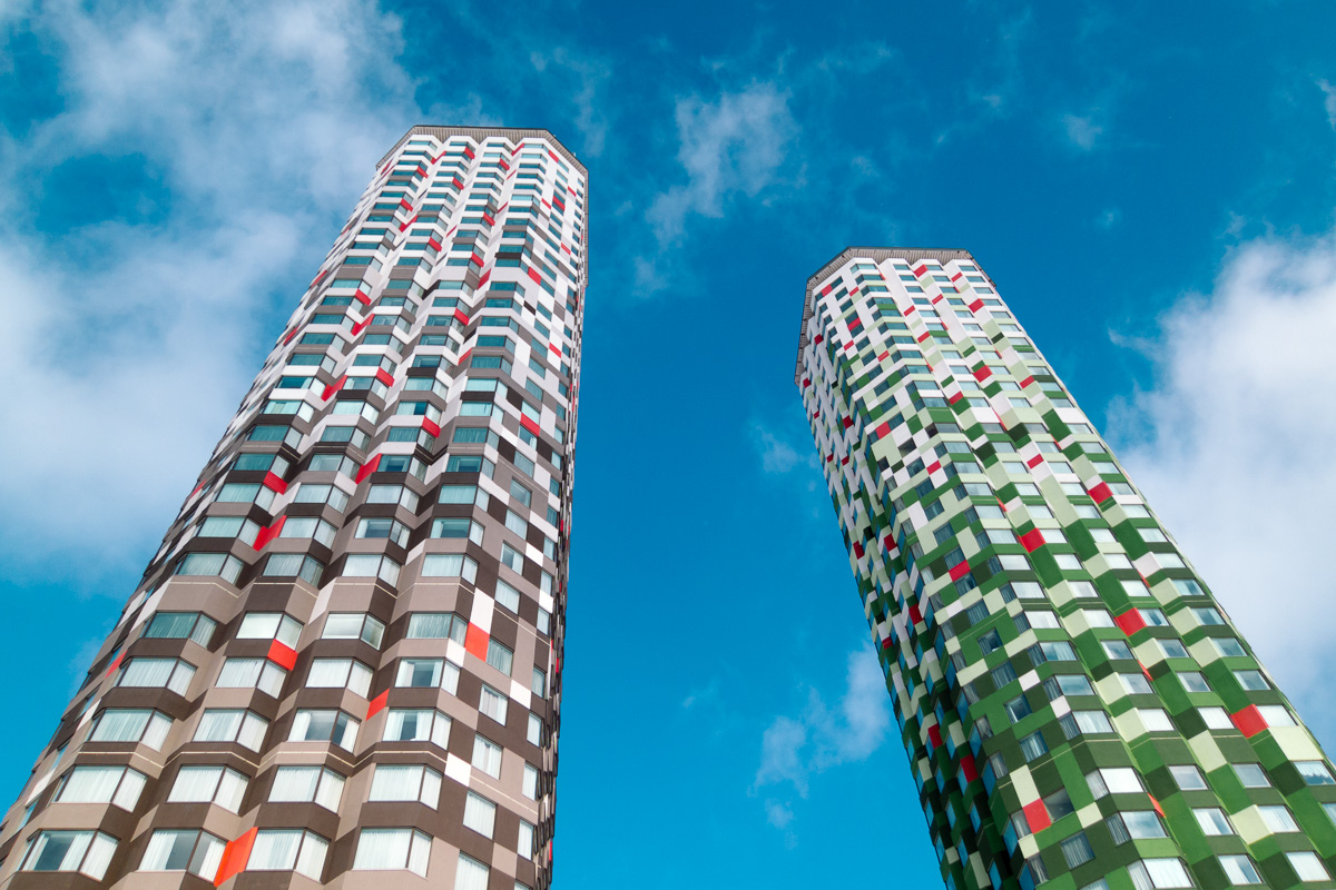 Tomamu towers
