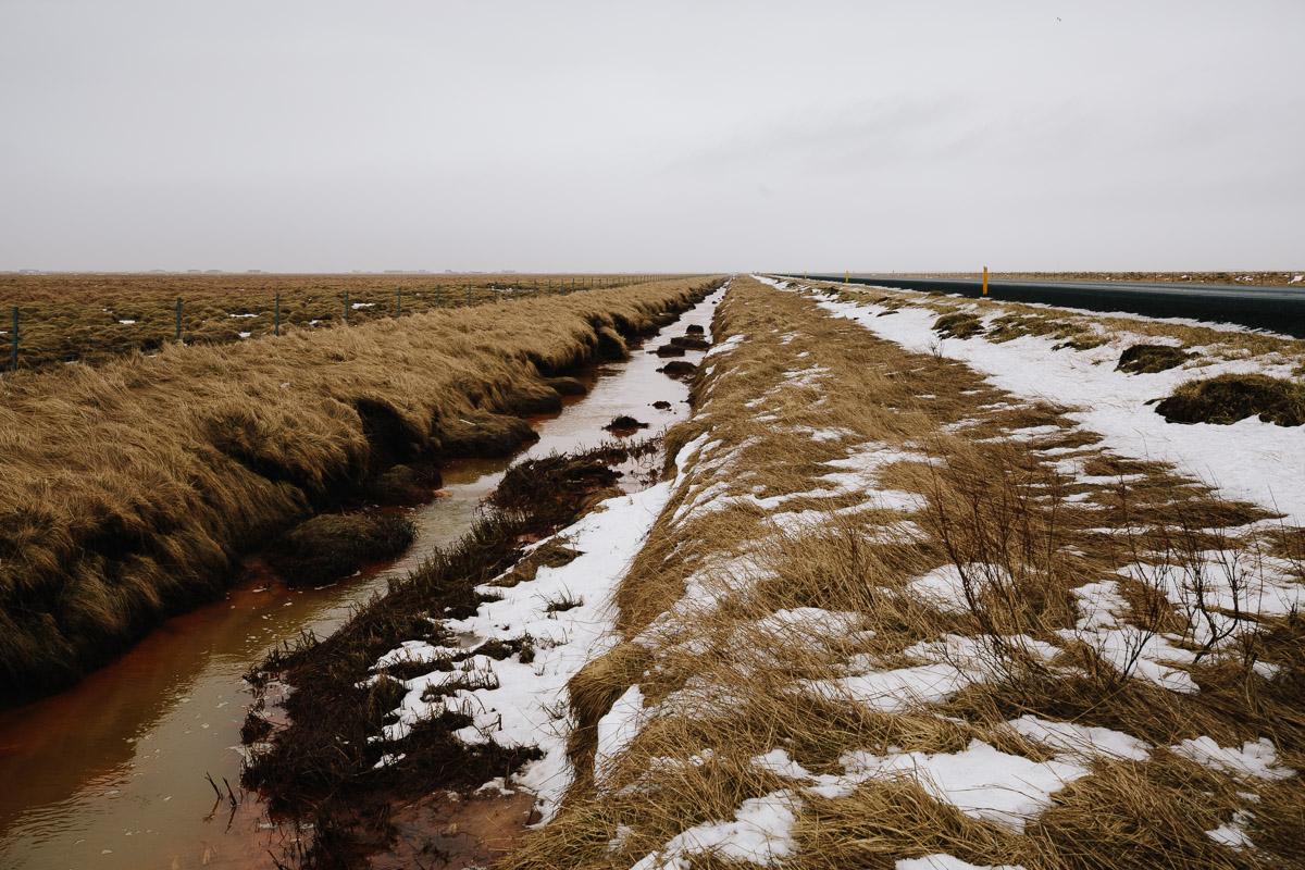 Drainage channels