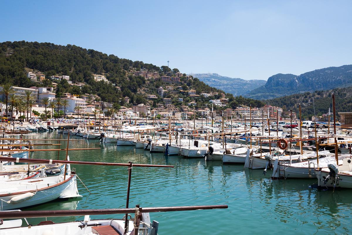 Marina in Majorca