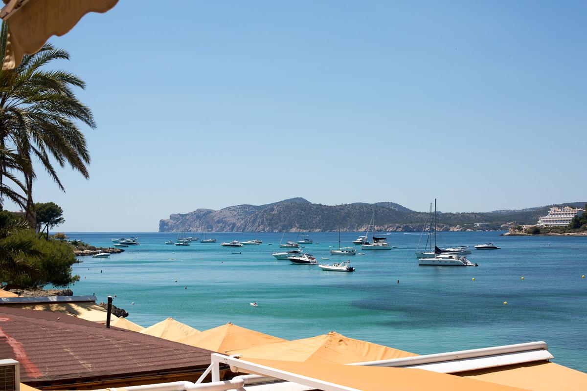 Bay in Santa Del Ponsa, Majorca